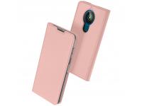 Husa Poliuretan DUX DUCIS Skin Pro pentru Nokia 1.4, Roz