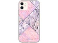 Husa TPU  Babaco Abstrakt 036 pentru Samsung Galaxy A52 5G, Roz TTBB0100282