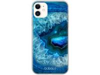 Husa TPU Babaco Abstrakt 001 pentru Apple iPhone X / Apple iPhone XS, Albastra TTBB0100353