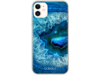 Husa TPU Babaco Abstrakt 001 pentru Apple iPhone 11, Albastra TTBB0100351