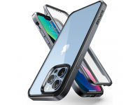 Husa Plastic - TPU Supcase UB EDGE PRO pentru Apple iPhone 13 Pro, Neagra