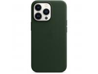Husa Piele Apple iPhone 13 Pro, MagSafe, Verde MM1G3ZM/A