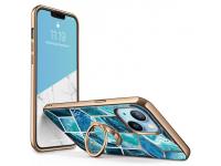 Husa Plastic - TPU Supcase IBLSN COSMO SNAP pentru Apple iPhone 13, Albastra