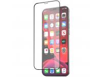 Folie Protectie Ecran Mocolo pentru Apple iPhone 12 / Apple iPhone 12 Pro, Sticla securizata, Full Face, Full Glue, 2.5D, 0.3mm, 9H, Neagra