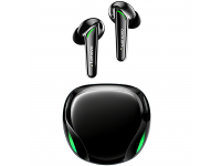 Handsfree Casti Bluetooth Lenovo XT92, SinglePoint, TWS, Gaming, Negru