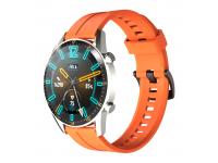 Curea Ceas OEM pentru Huawei Watch GT / Huawei Watch GT 2 Pro, Portocalie