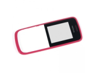 Carcasa fata Nokia 110 roz