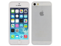 Husa plastic Apple iPhone 5 Slim transparenta