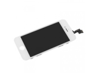 Display cu touchscreen si rama Apple iPhone 5s alb