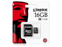 Card memorie Kingston MicroSDHC 16Gb Blister