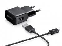 Incarcator retea MicroUSB Samsung ETA-U90EBE + ECB-DU4AB Original