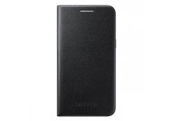 Husa piele Samsung Galaxy J1 J100 EF-FJ100BB Blister Originala