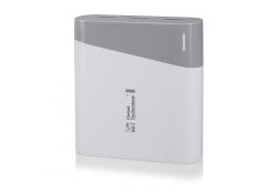 Baterie externa Powerbank 12000mA GT-Y077 alb gri Blister