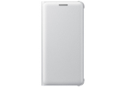 Husa Samsung Galaxy A3 (2016) A310 EF-WA310PWEGWW Flip Wallet alba Blister Originala