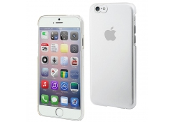 Husa plastic Apple iPhone 6 Muvit Clear MUCRY0030 Transparenta Blister Originala