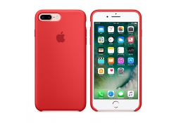 Husa silicon Apple iPhone 7 Plus MMQV2ZM Rosie Blister Originala