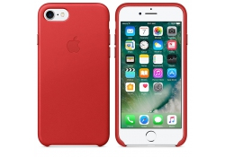 Husa piele Apple iPhone 7 MMY62ZM Rosie Blister Originala