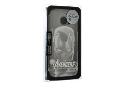 Husa plastic Samsung Galaxy S6 G920 Marvel Avengers transparenta Blister Originala