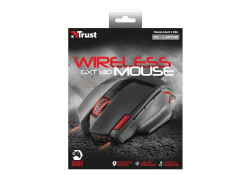 Mouse wireless gaming Trust GXT 130 Blister Original