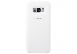 Husa silicon TPU Samsung Galaxy S8 G950 EF-PG950TWEGWW Alba Blister Originala