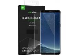 Folie Protectie ecran antisoc Samsung Galaxy J7 (2017) J730 Anymode Tempered Glass Full Face Blister Originala