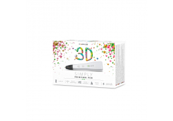 Creion desen 3D Forever PP-100 Blister Original argintiu