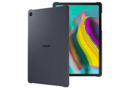 Husa Tableta Samsung Galaxy Tab S5e SM-T720, Slim Cover, Neagra, Blister EF-IT720CBEGWW