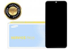 Display - Touchscreen, Cu rama, Negru Samsung Galaxy A70 A705 GH82-19747A