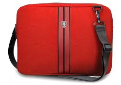 Geanta textil pentru Laptop Ferrari Urban Collection, 13 inci, Rosu FEURCSS13RE