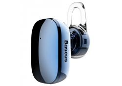 Handsfree Casca Bluetooth Baseus Encok A02, MultiPoint, Albastru, Blister NGA02-03