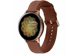 Ceas Bluetooth Samsung Galaxy Watch Active2, Stainless, 44mm, Auriu, Blister Original SM-R820NSDAROM