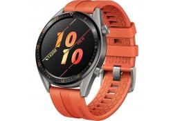 Ceas Smartwatch Huawei Watch Sport GT B19R, Portocaliu, Blister Original  55023722