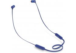 Handsfree Casti Bluetooth JBL Tune 110BT, In-Ear, Albastru, Blister JBLT110BTBLUAM