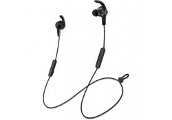 Casti Bluetooth Huawei Sport AM61, Graphite Black, Negre, Blister 55032601