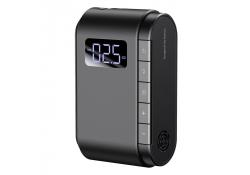 Mini Compresor Baseus Inflator Pump, Portabil, 45 W, Negru, Blister CRCQB03-01