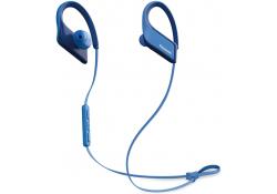 Casti Bluetooth Panasonic RP-BTS35E-A, Sport, cu microfon, Albastra, Blister
