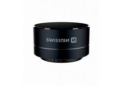 Mini Boxa Portabila Bluetooth Swissten i-Metal, 3W, Neagra