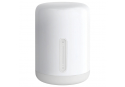 Lampa LED Xiaomi Bedside Lamp 2, Wi-Fi, 9W, 400 lm, compatibil Android/iOS, Alba MUE4093GL