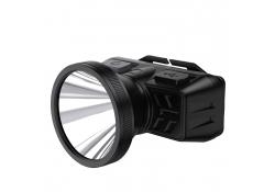Lanterna SupFire HL52, De cap, LED, Neagra