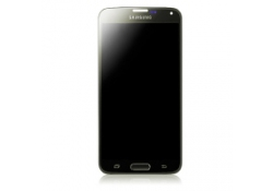 Display cu touchscreen Samsung Galaxy S5 G900 auriu