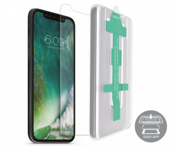Folie Protectie Ecran Nevox pentru Apple iPhone XS Max, Sticla securizata, 3D...
