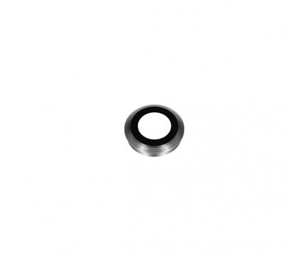Geam camera spate cu rama gri Apple iPhone 6