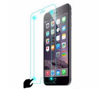 Folie Protectie ecran antisoc Apple iPhone 6 Smart Tempered Glass Blister