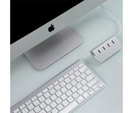 Hub USB Type-C 4 porturi USB