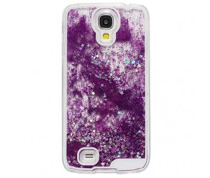 Husa plastic Samsung I9500 Galaxy S4 Glitter mov