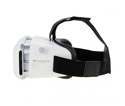 Ochelari realitate virtuala Shinecon 3D VR albi Blister