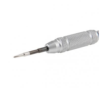Surubelnita Telijia TE-897 Philips 1.5mm argintie Blister