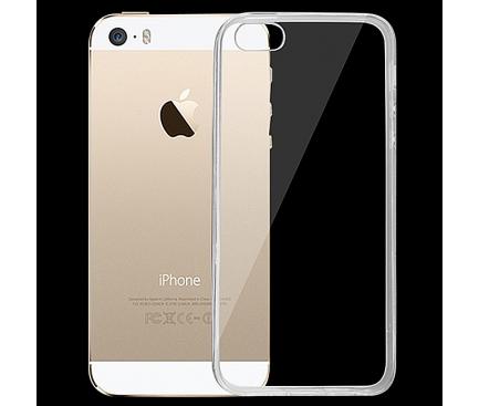 Husa silicon TPU Apple iPhone 5 Ultra Slim transparenta