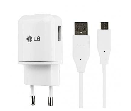 Incarcator retea LG MCS-H05ER Fast Charging alb Original