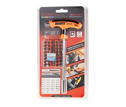 Set service Jakemy JM-6105 34in1 Blister